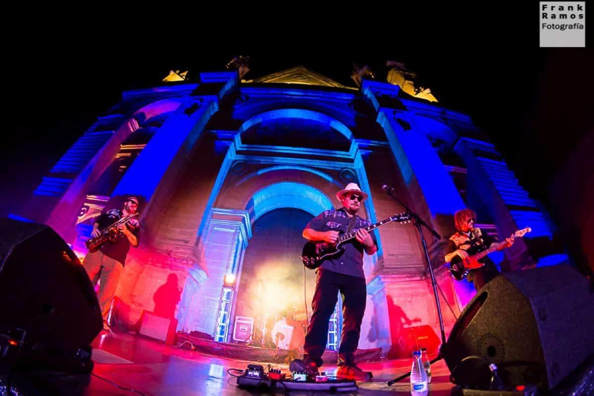Treinta años mal contados de blues en Antequera
